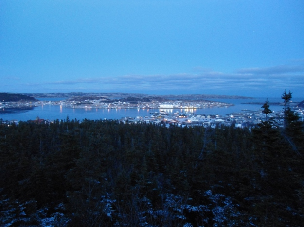 St. Anthony, Newfoundland, November, 2011, Source: Photograph by R. Ruiz.