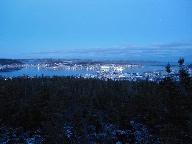 St. Anthony, Newfoundland, November, 2011, Source: Photograph by R. Ruiz.